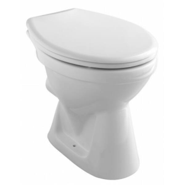 ALFÖLDI BÁZIS 4031 mély öblítésű, hátsó kifolyású WC-csésze