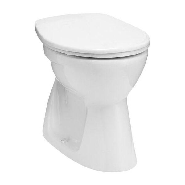 ALFÖLDI BÁZIS 4032 lapos öblítésű, alsó kifolyású WC-csésze