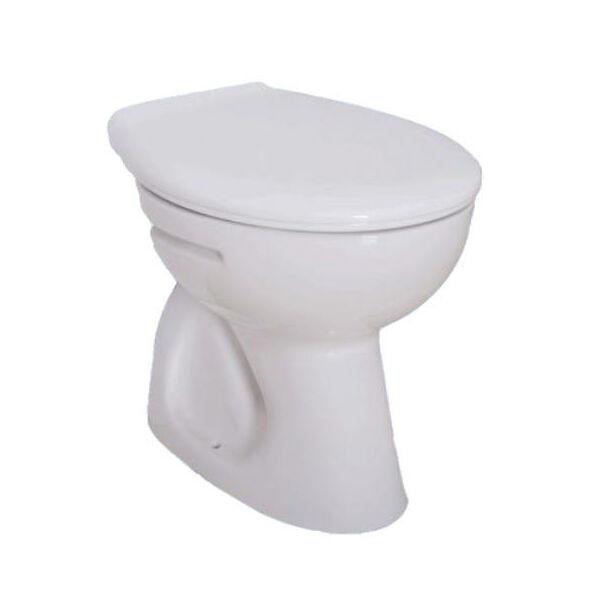 ALFÖLDI BÁZIS 4033 mély öblítésű, alsó kifolyású WC-csésze