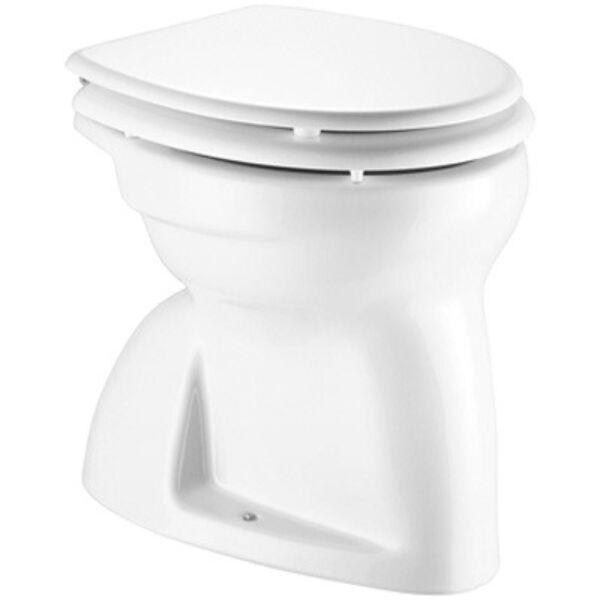 ALFÖLDI BÁZIS 4004 lapos öblítésű, alsó kifolyású, gyermek WC-csésze