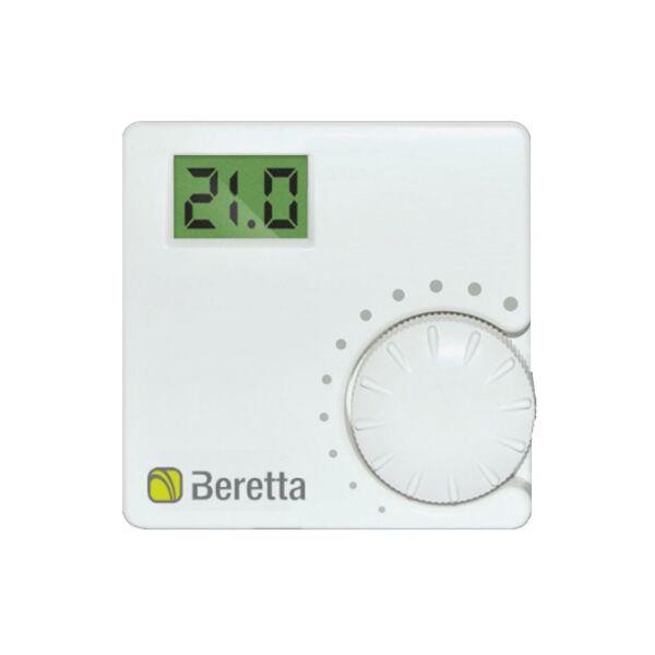 BERETTA ALPHA DGT termosztát digitális kijelzővel