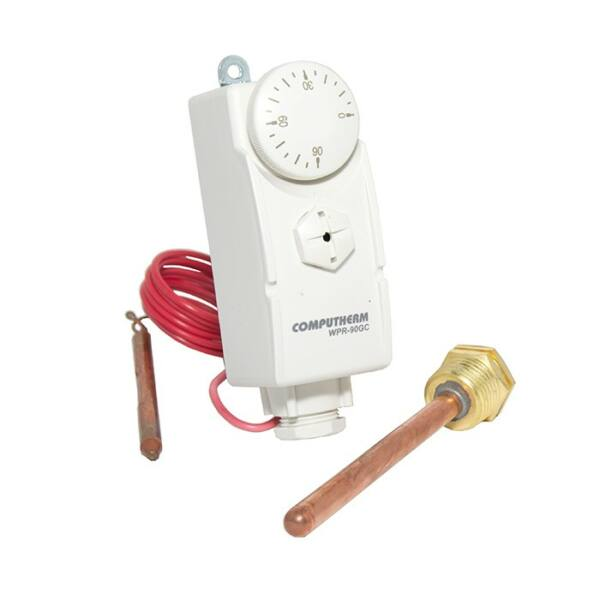 COMPUTHERM WPR-90GC kapillárcsöves cső, bojler termosztát
