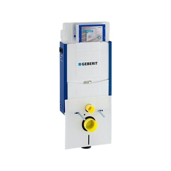 Geberit Kombifix fali WC szerelőelem, 108 cm, Sigma 12 cm-es falsík alatti öblítőtartállyal 110.300.00.5