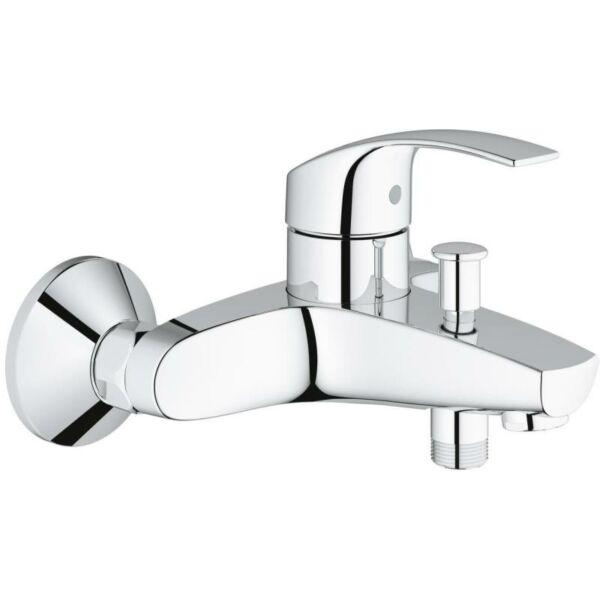 GROHE EUROSMART kádtöltő csaptelep zuhanyszett nélkül