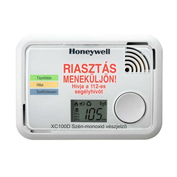 HONEYWELL XC100D szén-monoxid érzékelő