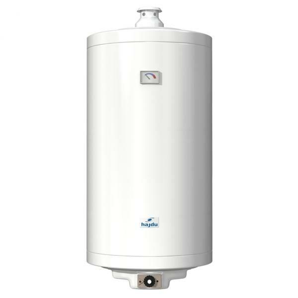 HAJDU GB 120.2-03 gázüzemű kémény nélküli forróvíztároló