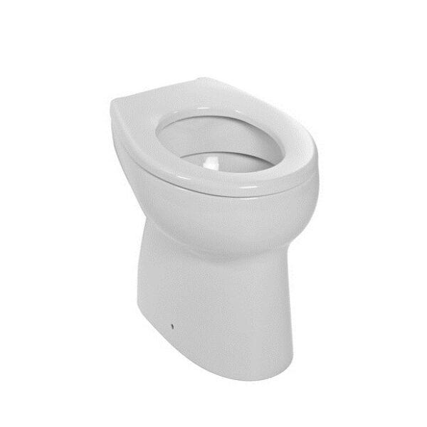 JIKA BABY ÁLLÓ WC, SÍKÖBLÍTÉSŰ, LEFOLYÓ FÜGGŐLEGES H8220370000001