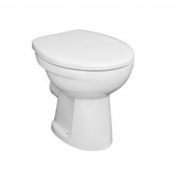 JIKA ZETA lapos öblítésű, hátsó kifolyású WC-csésze