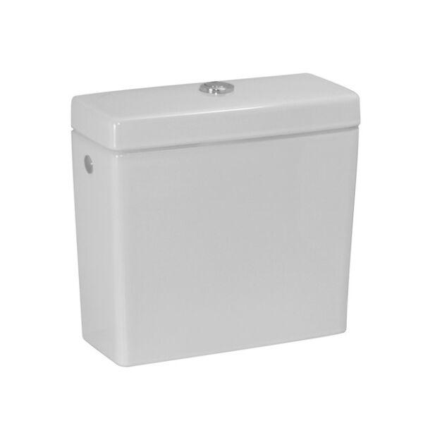 LAUFEN PRO Öblítőtartály, Dual Flush belső szerelvénnyel 826952