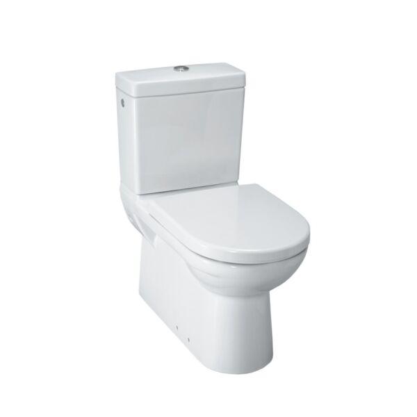 LAUFEN PRO ÁLLÓ KOMBI-WC mélyöblítésű, Vario lefolyó 824958