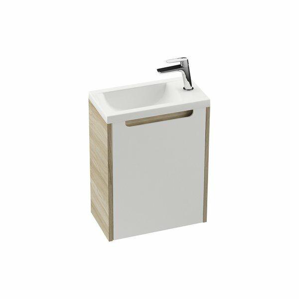 RAVAK CLASSIC SD 400 ajtó mosdó alatti szekrényhez (balos) X000000420
