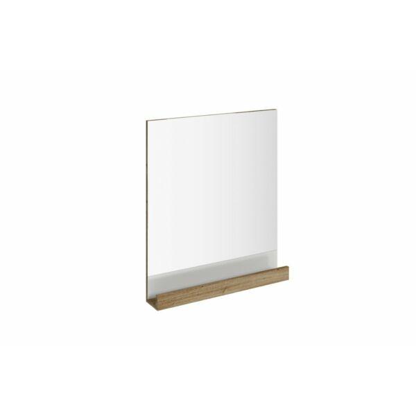 RAVAK Fürdőszobai tükör 10° 550 sötét dió X000000850