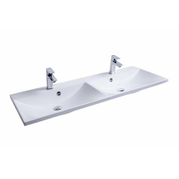 RAVAK Flat Duo 1200 mosdó túlfolyónyílással