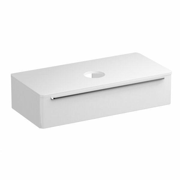 RAVAK SD Freedom 1100  Fehér Szekrény a pultra helyezett mosdókagyló alá X000001082