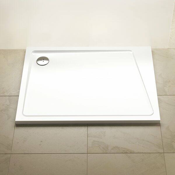 Ravak Zuhanytálca GIGANT PRO 100x80 R 10° fehér